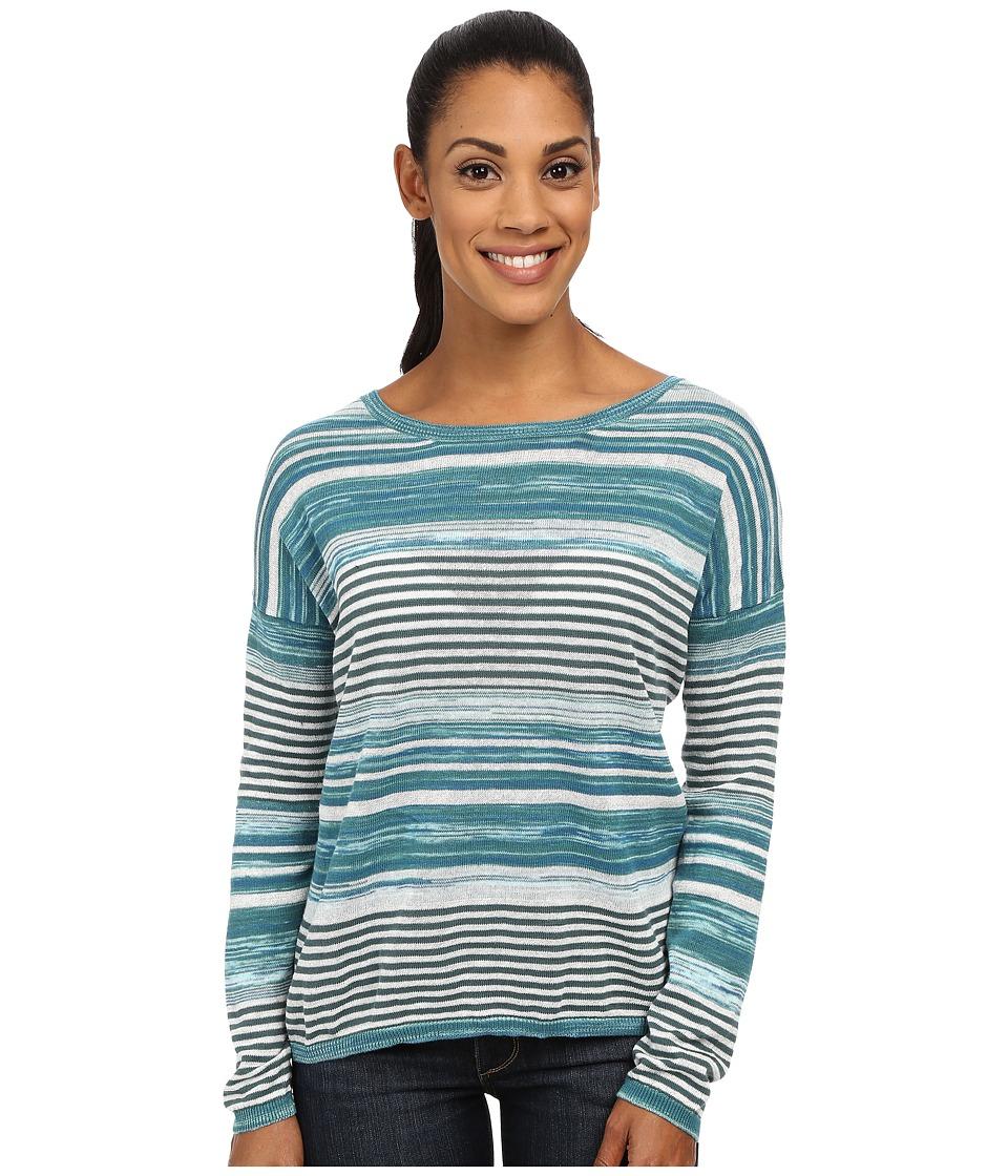 Prana - Adelaide Sweater (Retro Teal) Women's Sweater