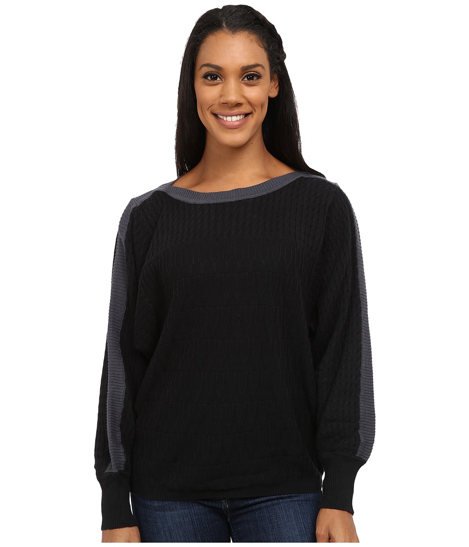 Prana - Margo Sweater (Black) Women's Sweater