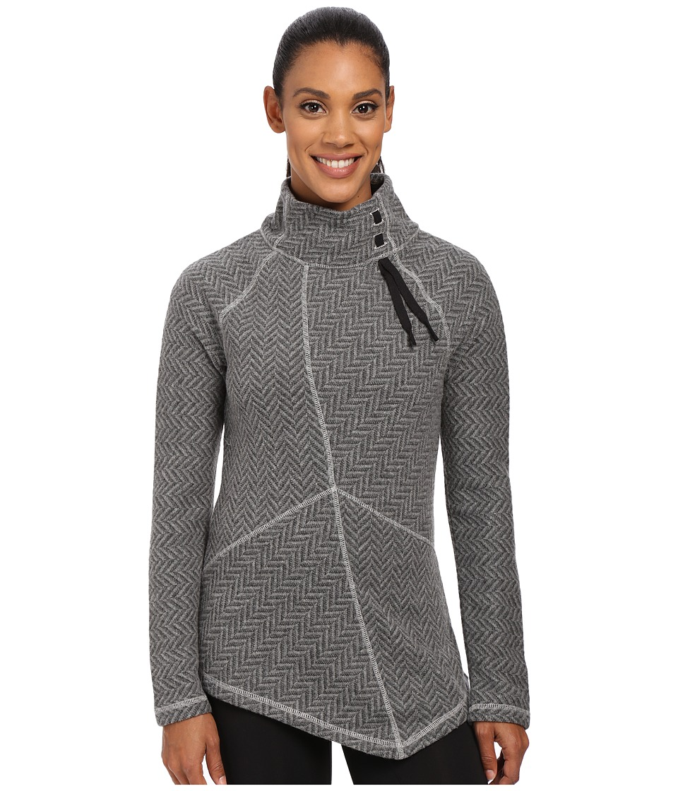 Prana - Mattea Sweater (Black) Women's Sweater