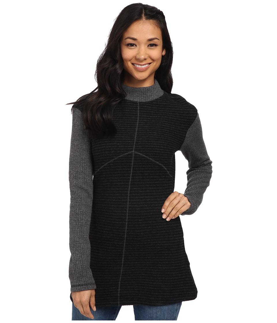 Prana - Josette Sweater (Coal) Women's Sweater