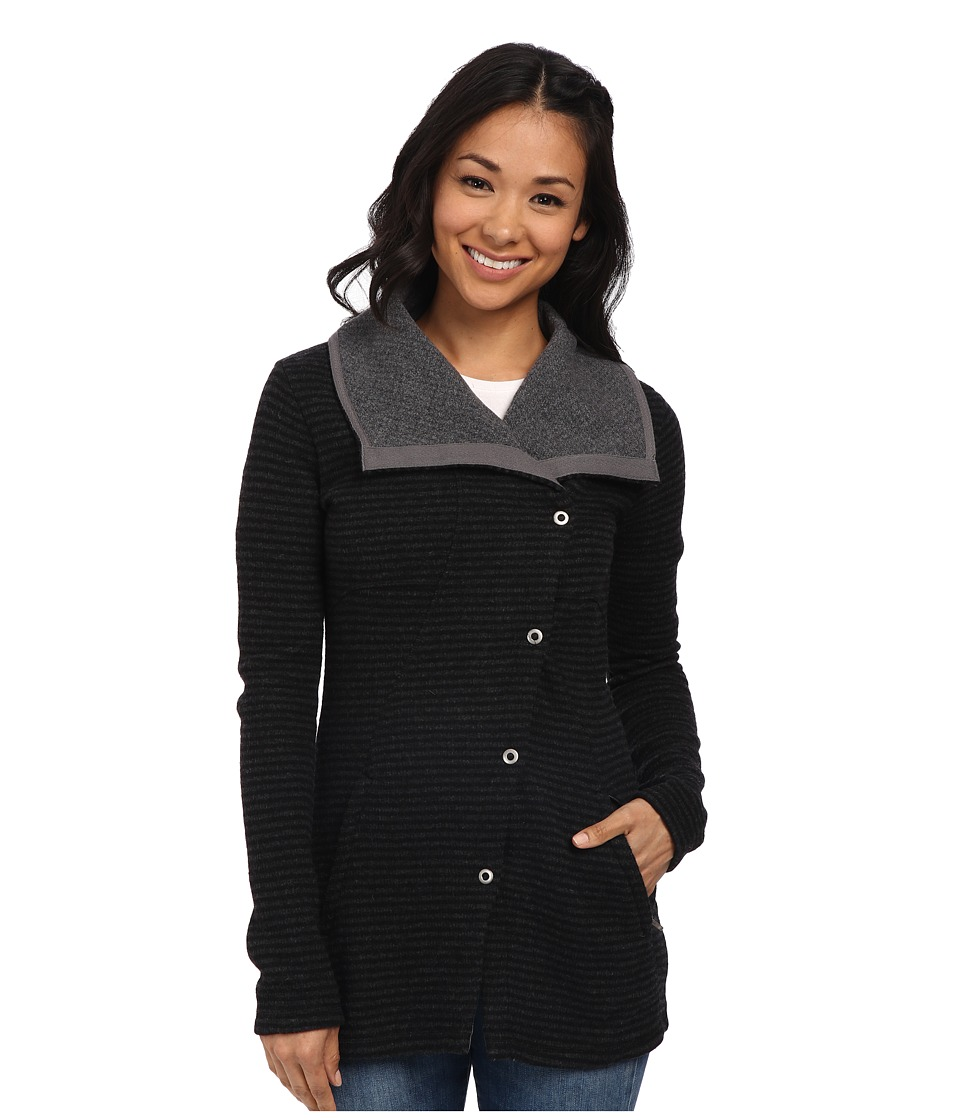 Prana - Milana Jacket (Coal) Women's Coat