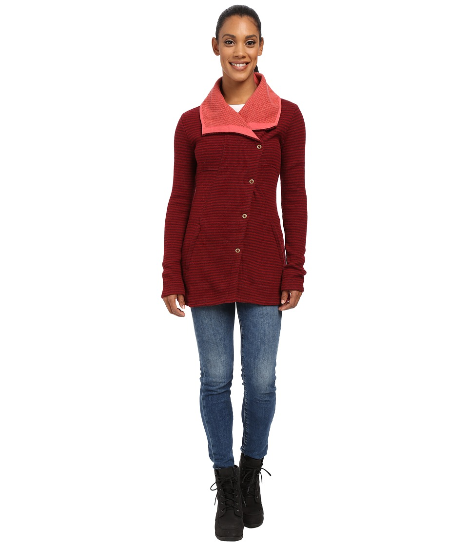 Prana - Milana Jacket (Redberry) Women's Coat