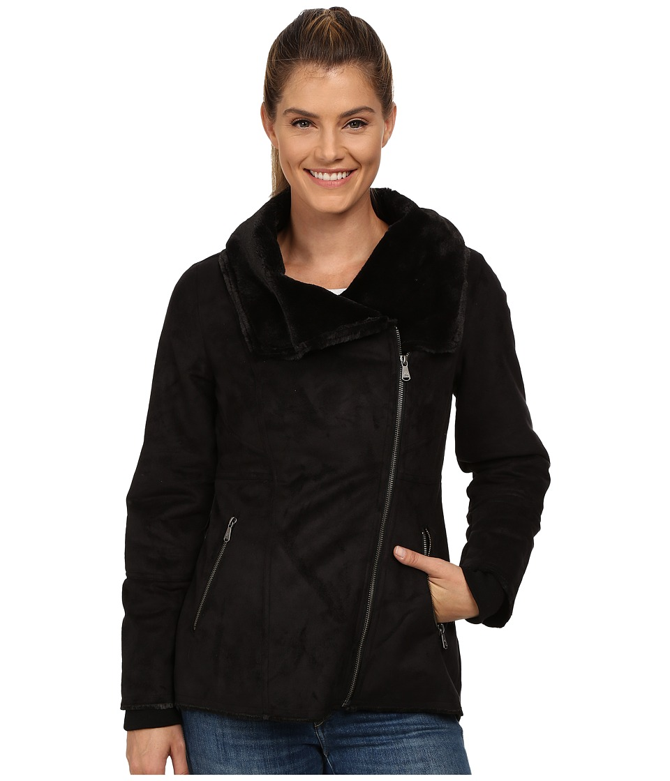 Prana - Lilith Jacket (Black) Women's Coat
