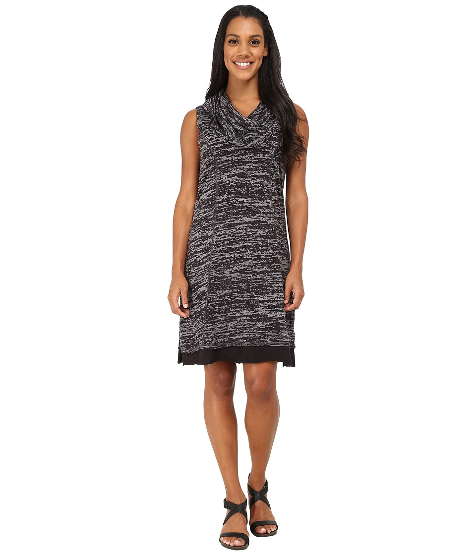 Prana - Tyda Dress (Black) Women's Dress
