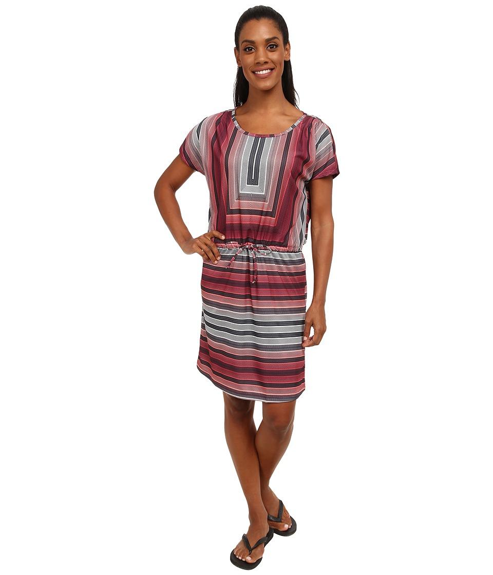 Prana - Lindy Dress (Redberry) Women's Dress