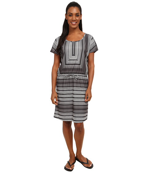 Prana - Lindy Dress (Black) Women's Dress