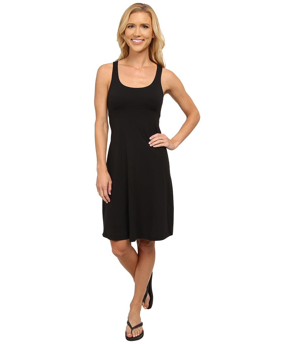 Prana - Holly Dress (Solid Black) Women's Dress