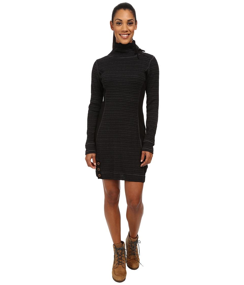 Prana - Kelland Dress (Coal) Women's Dress