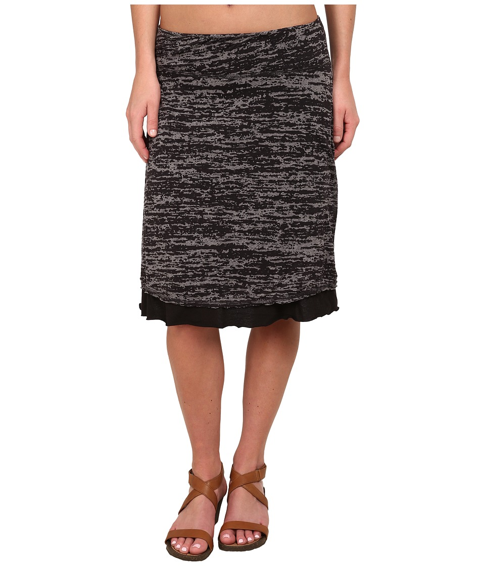 Prana - Tyda Skirt (Black) Women