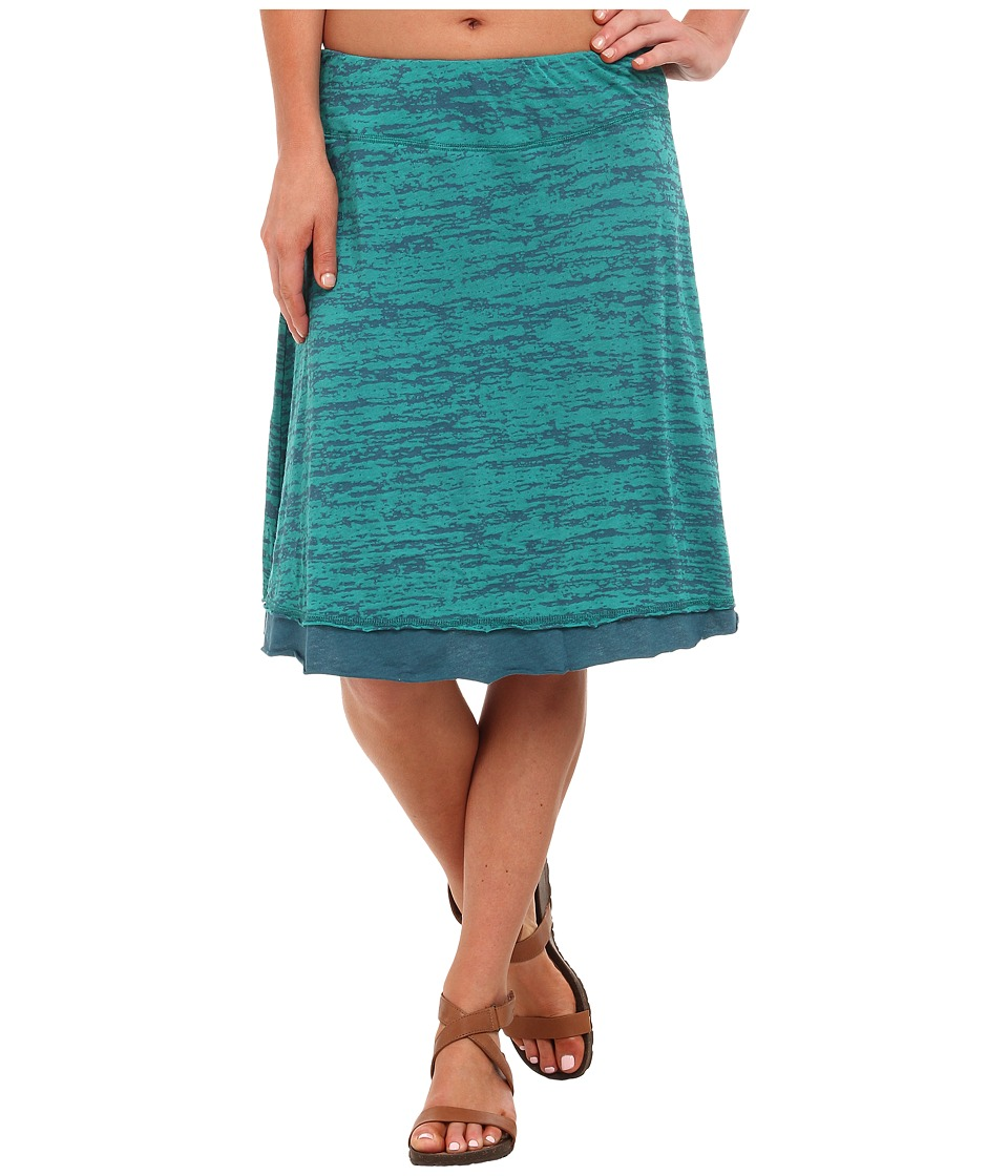 Prana - Tyda Skirt (Blue Ridge) Women's Skirt