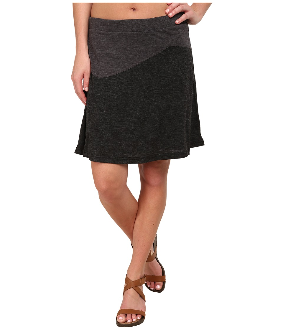 Prana - Livia Skirt (Black) Women's Skirt