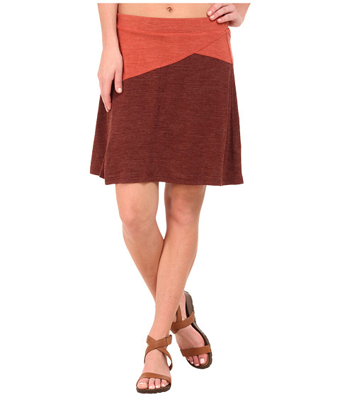 Prana - Livia Skirt (Raisin) Women's Skirt