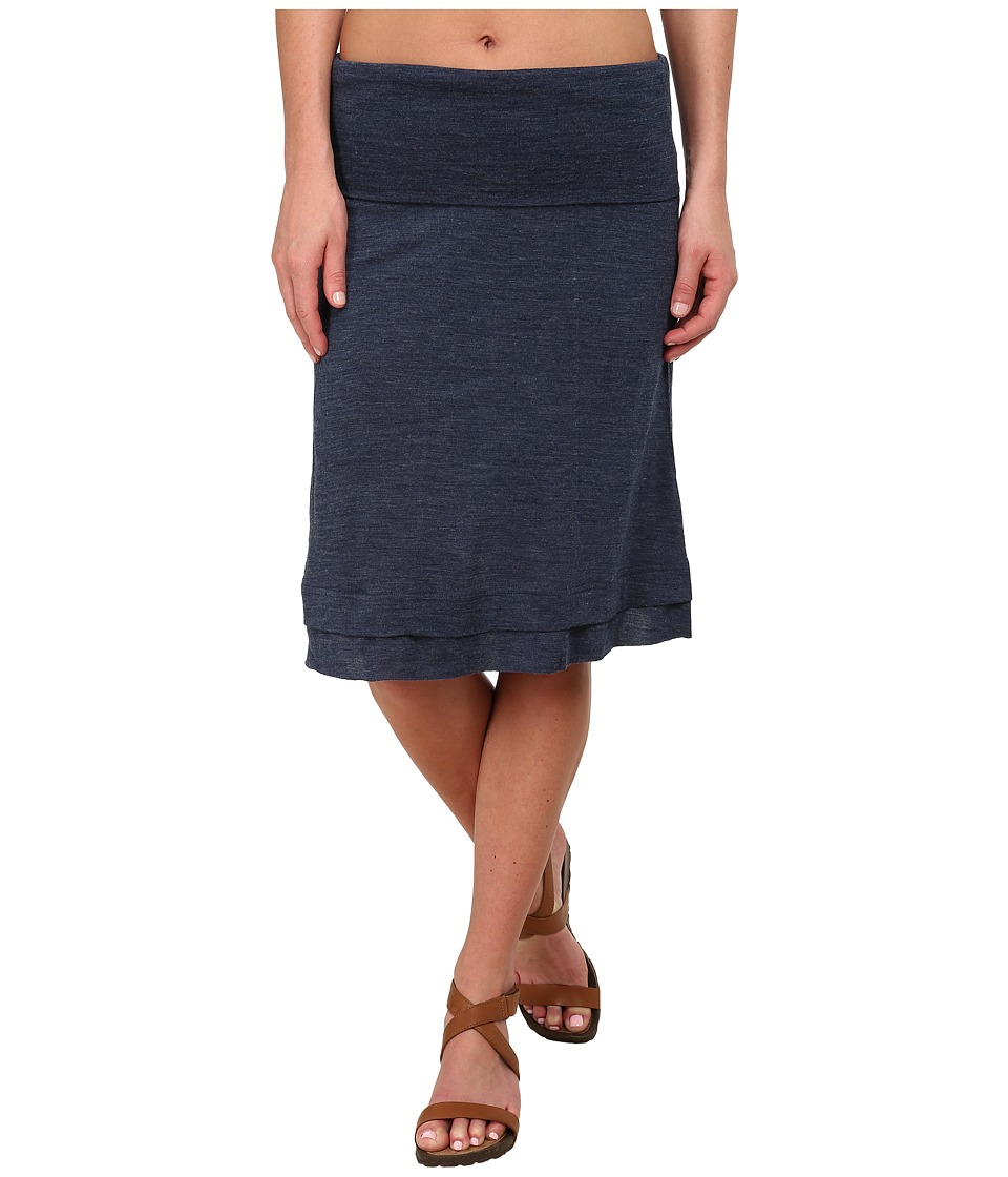 Prana - Daphne Skirt (Blue Ridge) Women's Skirt
