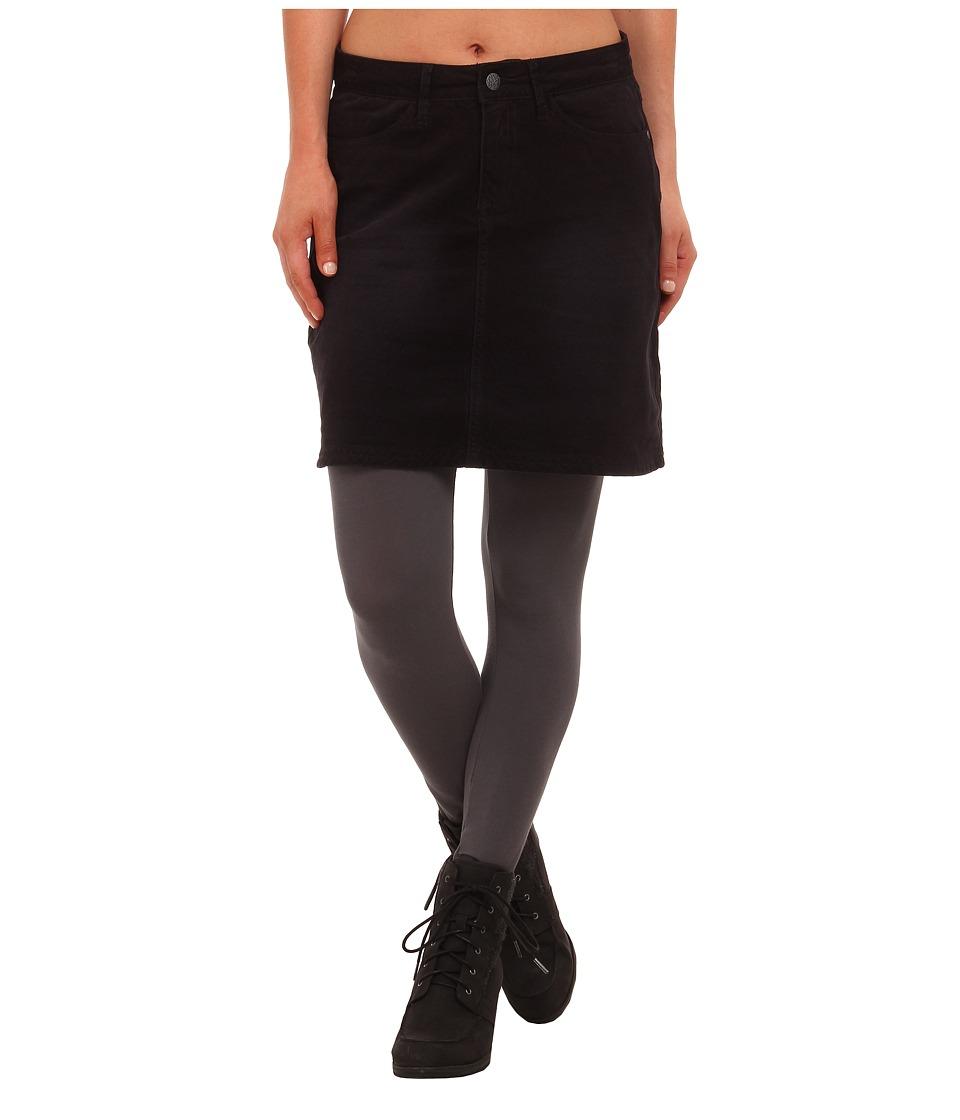 Prana Trista Skirt (Black) Women