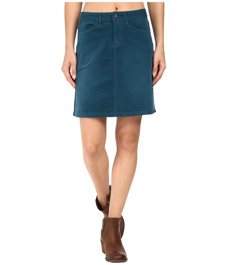 Prana Trista Skirt (Deep Balsam) Women