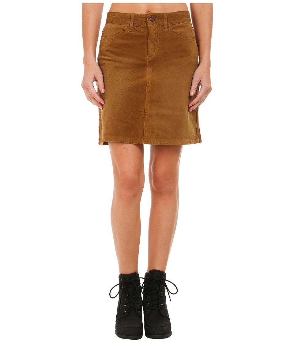 Prana - Trista Skirt (Tortoise) Women's Skirt