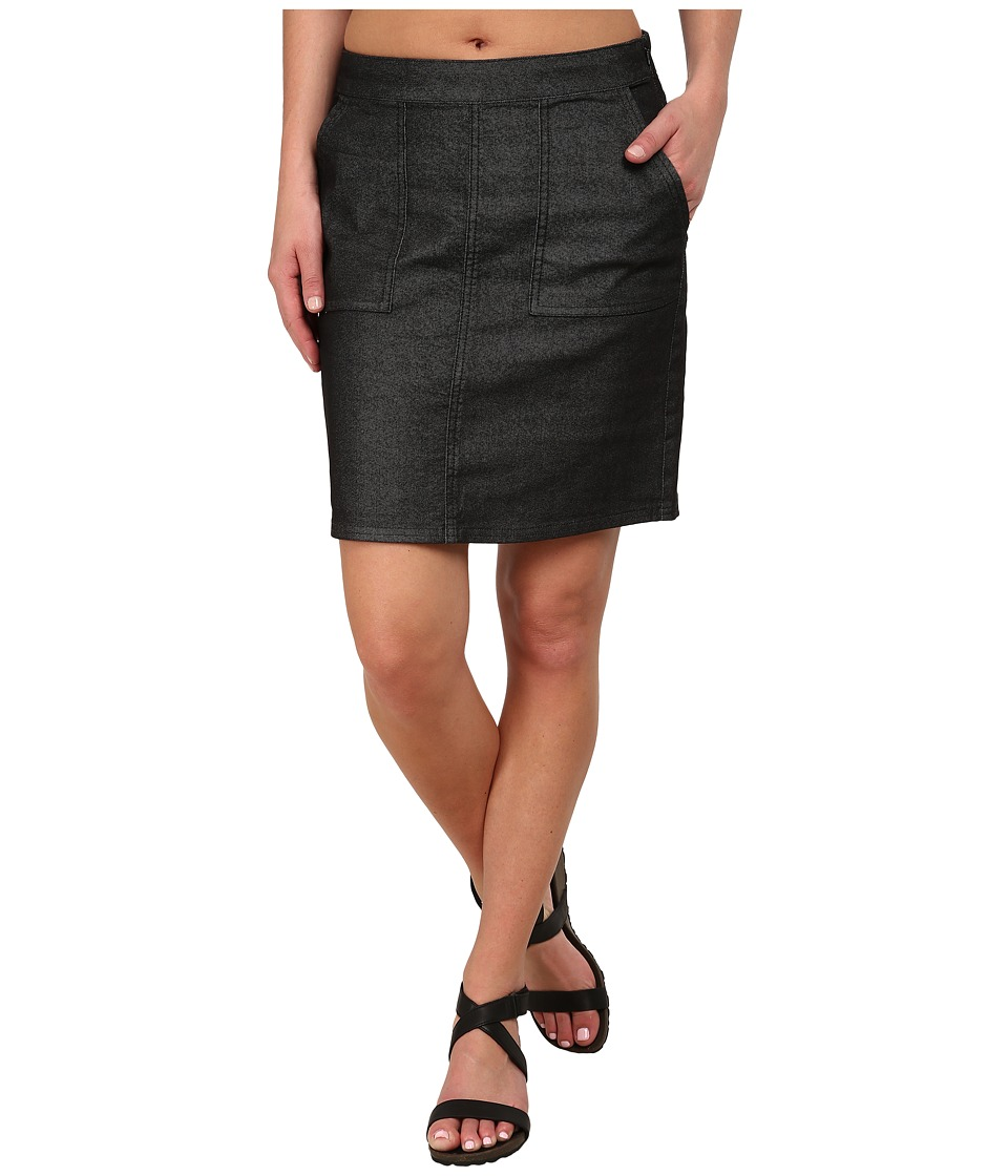 Prana - Kara Skirt (Black) Women's Skirt