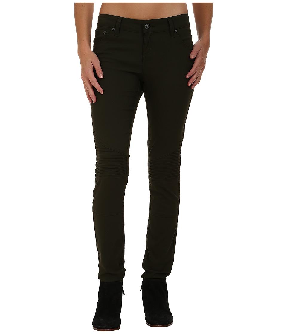 Prana - Brenna Pants (Dark Olive) Women's Dress Pants