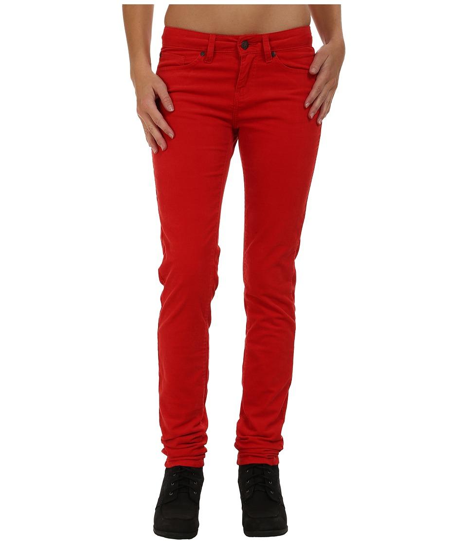 Prana - Trinity Corduroy Pants (Spice) Women's Casual Pants