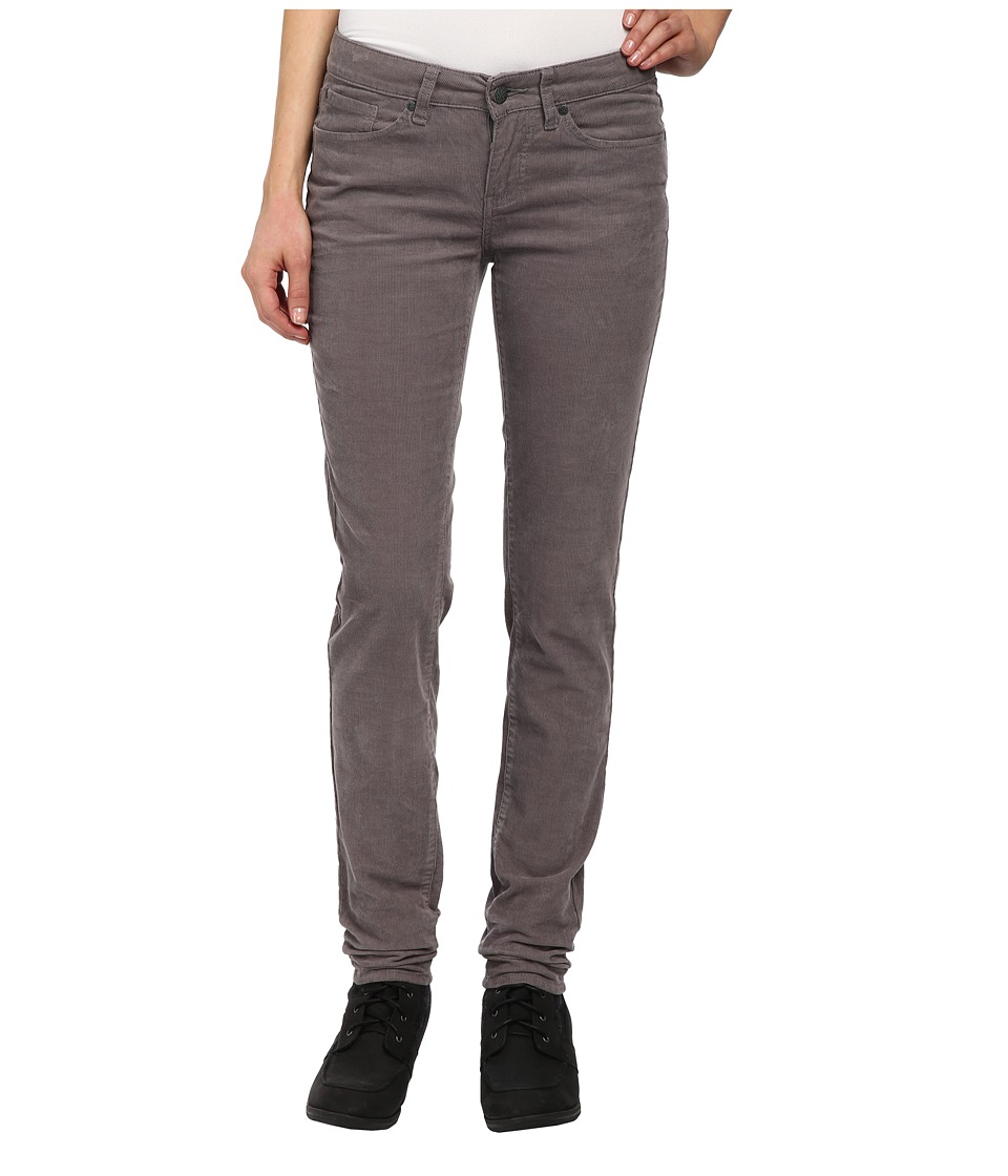 Prana - Trinity Corduroy Pants (Gravel) Women's Casual Pants