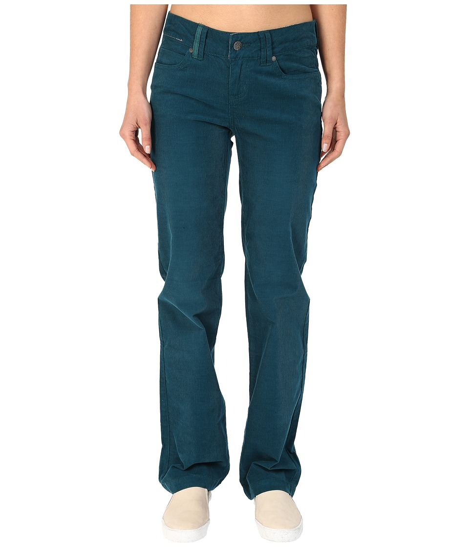 Prana - Crossing Corduroy Pants (Deep Balsam) Women's Casual Pants
