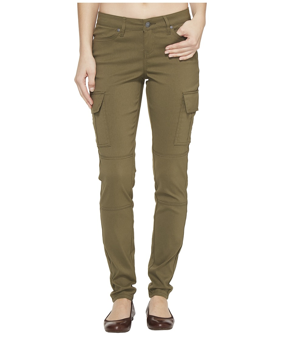 Prana - Meme Pants (Cargo Green) Women's Casual Pants