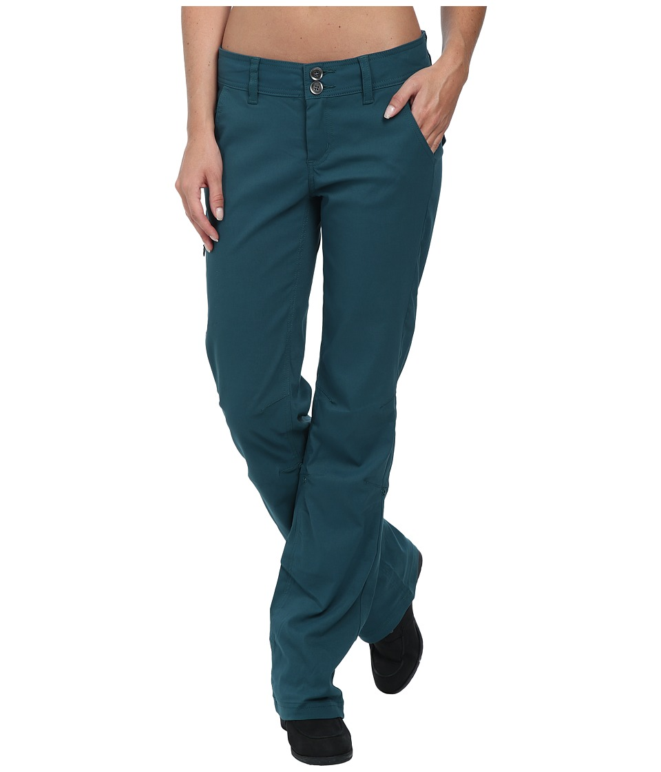 Prana - Halle Pant (Deep Teal) Women's Casual Pants