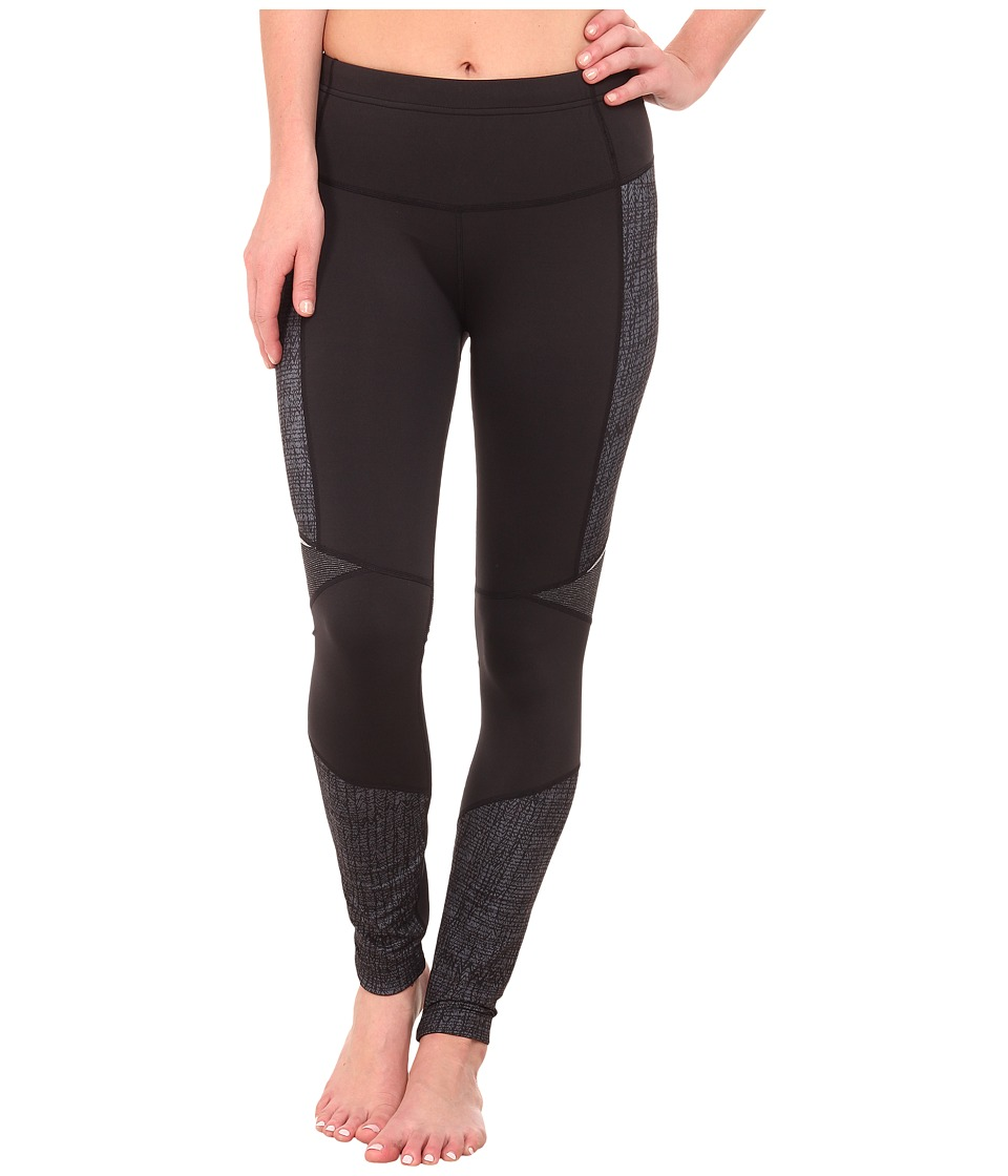 Prana - Ergo Leggings (Black) Women's Casual Pants