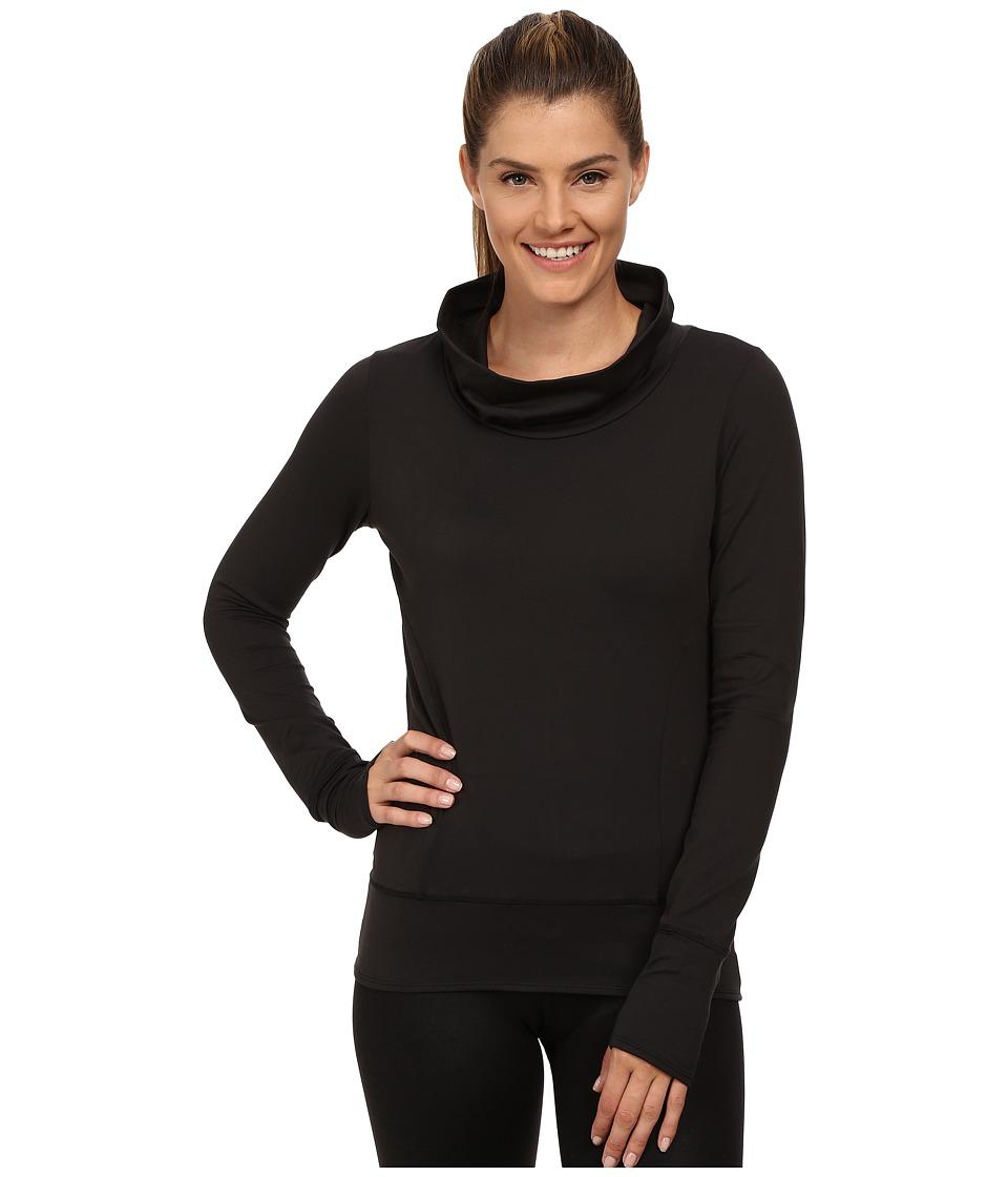 Prana - Marin Pullover (Black) Women's Long Sleeve Pullover
