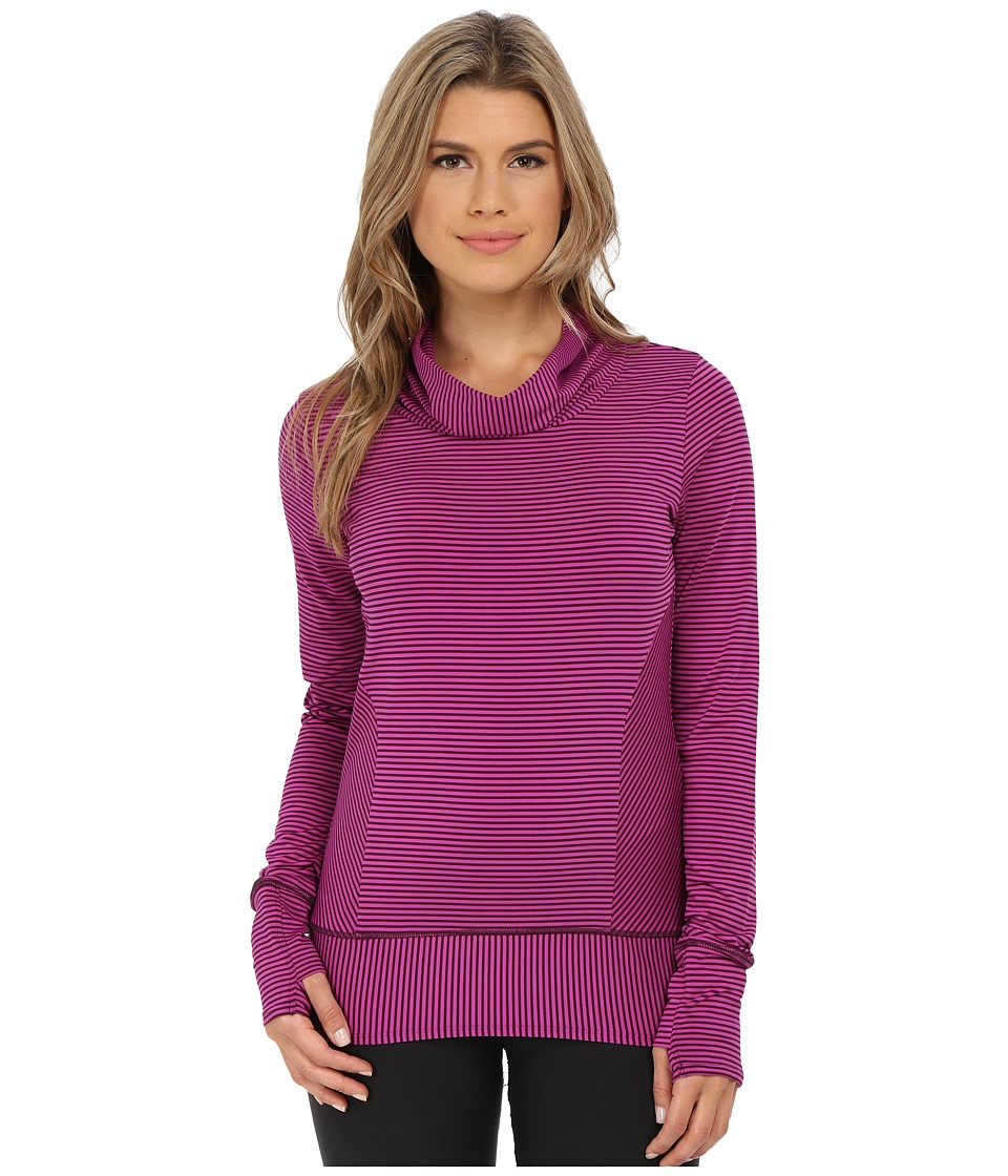 Prana - Marin Pullover (Black Plum) Women's Long Sleeve Pullover
