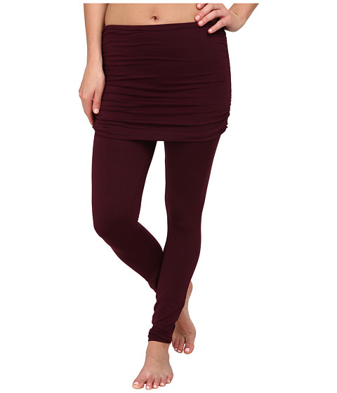 Prana - Remy Leggings (Black Plum) Women's Casual Pants