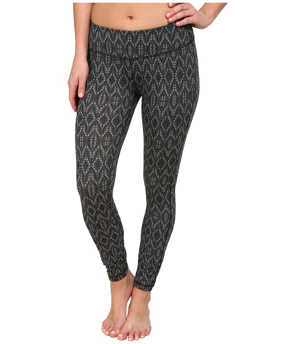 Prana - Misty Legging (Black Baleen) Women's Workout