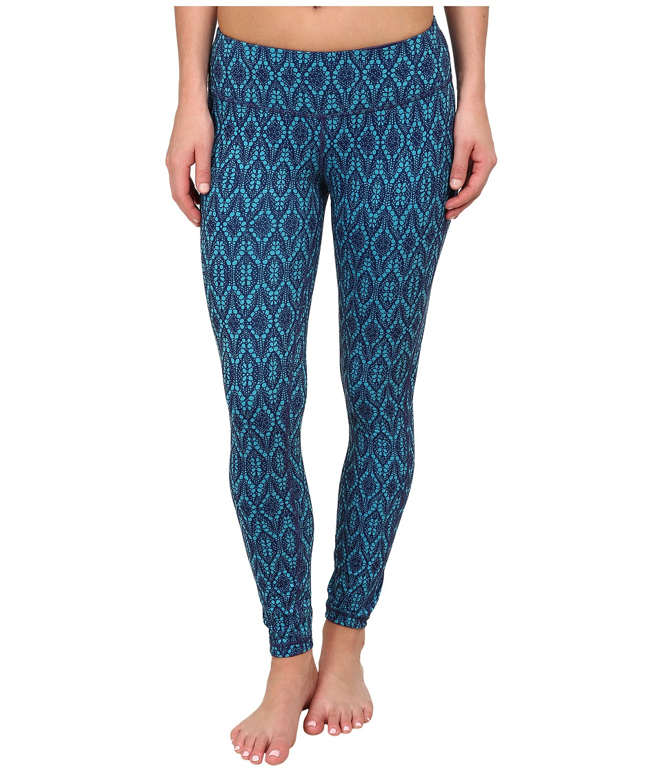 Prana - Misty Legging (Indigo Baleen) Women's Workout
