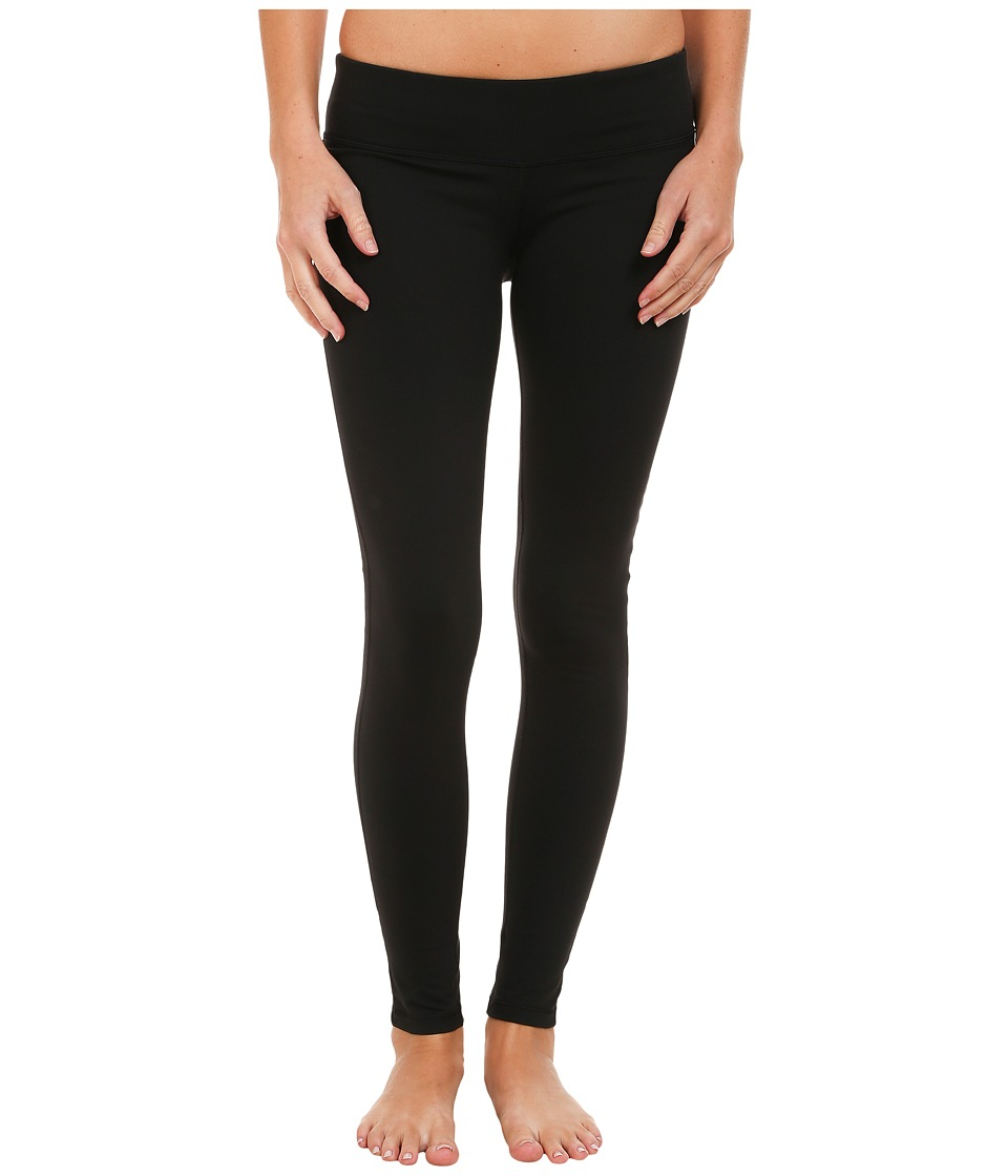 Prana - Ashley Leggings (Black) Women's Casual Pants