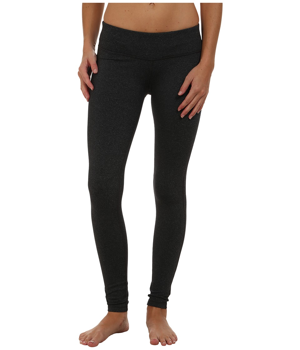 Prana - Ashley Leggings (Charcoal Heather) Women's Casual Pants