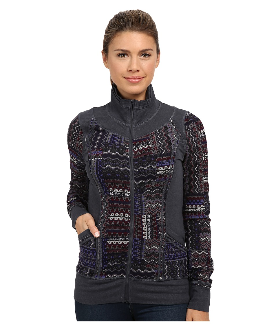 Prana - Peppa Jacket (Fossil) Women's Jacket
