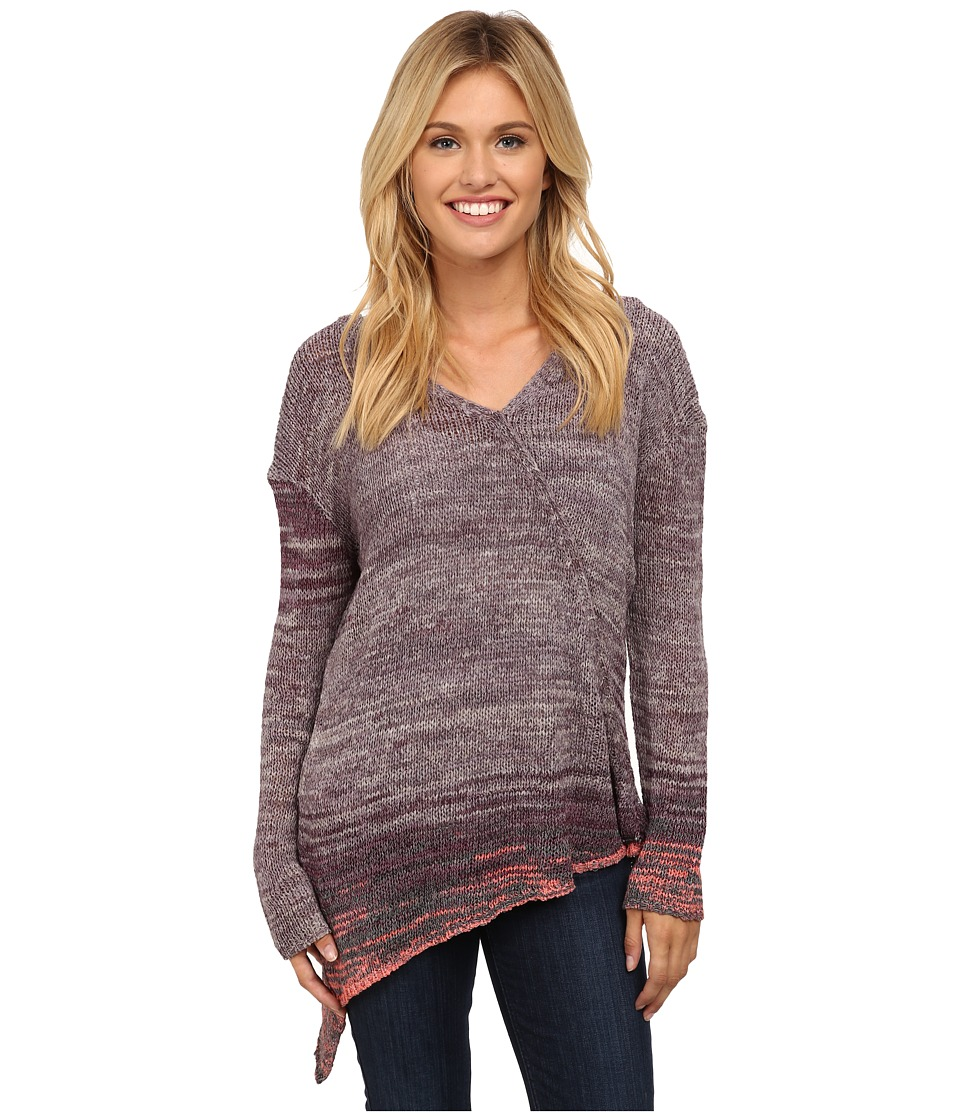 Prana - Vignette Sweater (Purple Tart) Women's Sweater