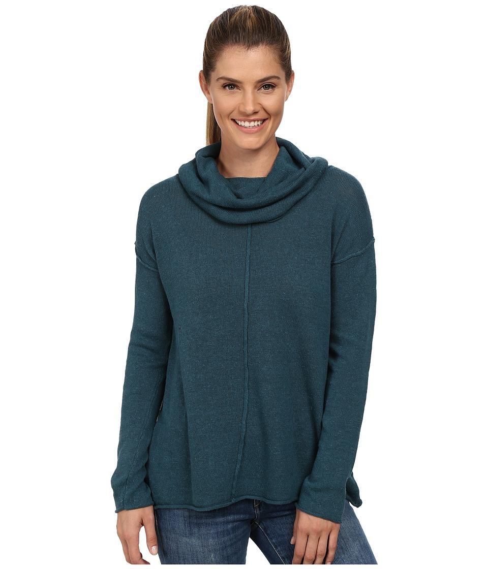 Prana - Minoo Sweater (Deep Balsam) Women's Sweater
