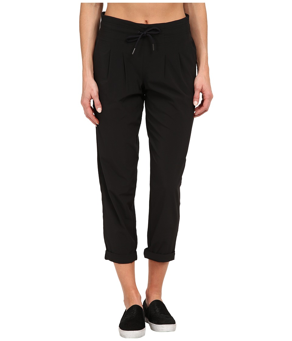 Prana - Uptown Pants (Black) Women's Casual Pants