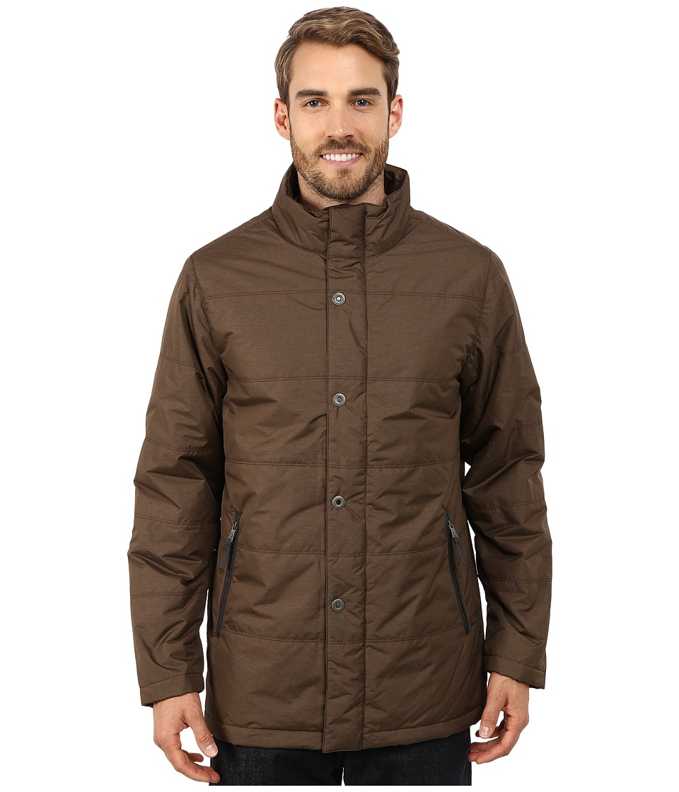 Prana - Miro Jacket (Acorn) Men's Coat