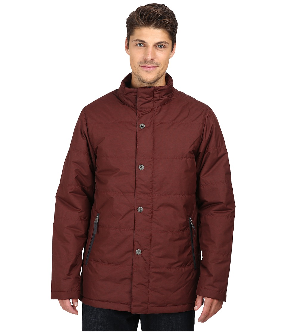 Prana - Miro Jacket (Raisin) Men's Coat
