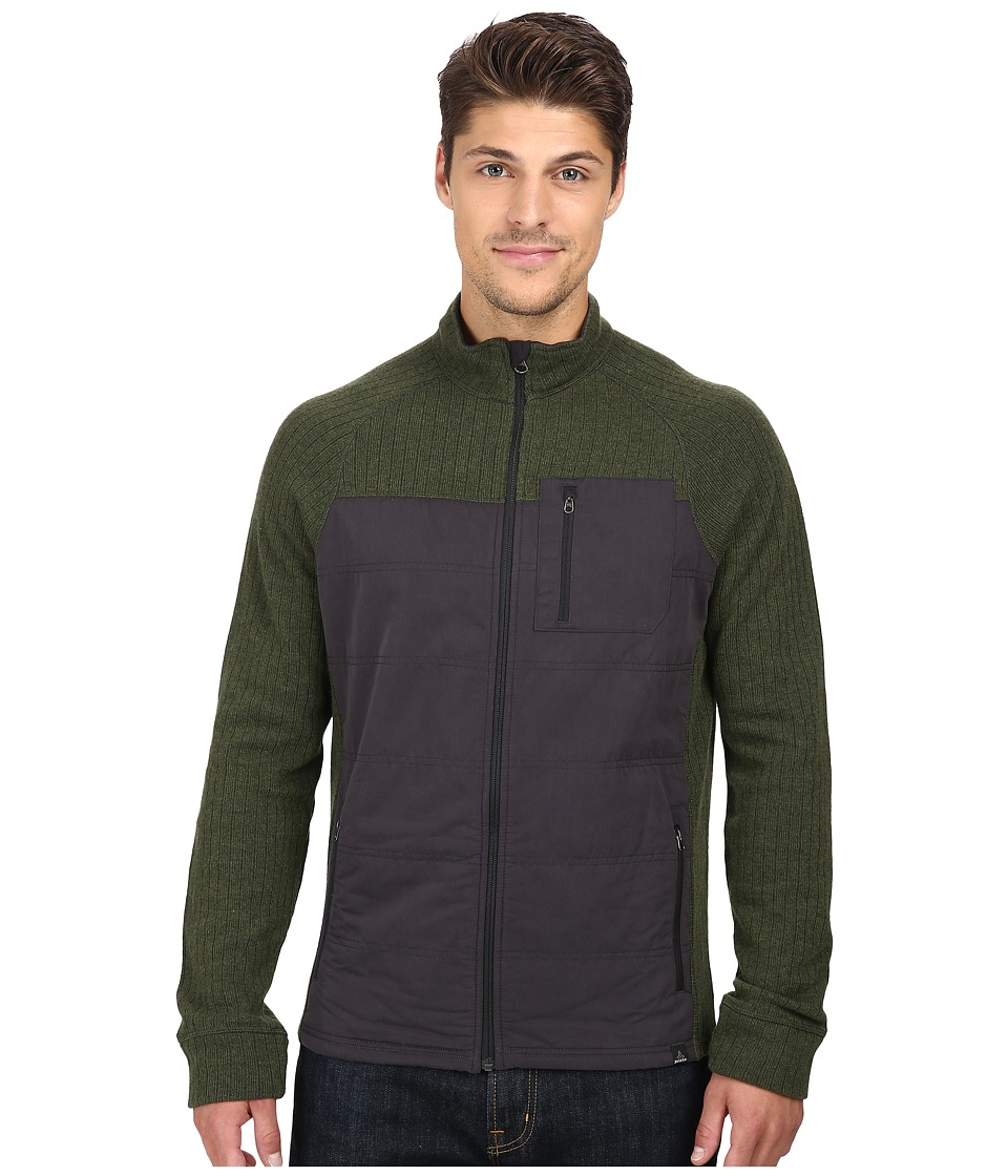 Prana - Appian Sweater (Forest) Men's Sweater