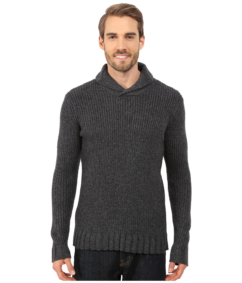 Prana - Onyx Sweater (Charcoal) Men's Sweater