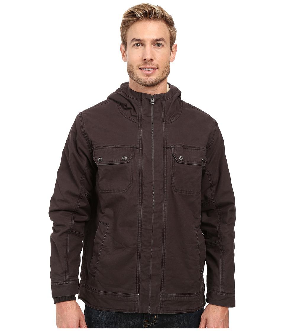 Prana - Apperson Jacket (Charcoal) Men's Coat