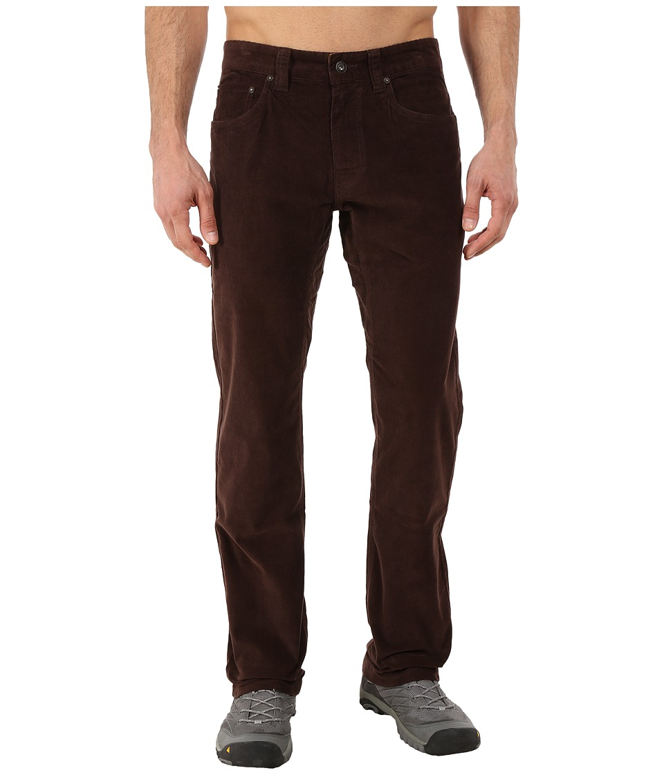 Prana - Saxton Organic Pants (Espresso) Men's Casual Pants