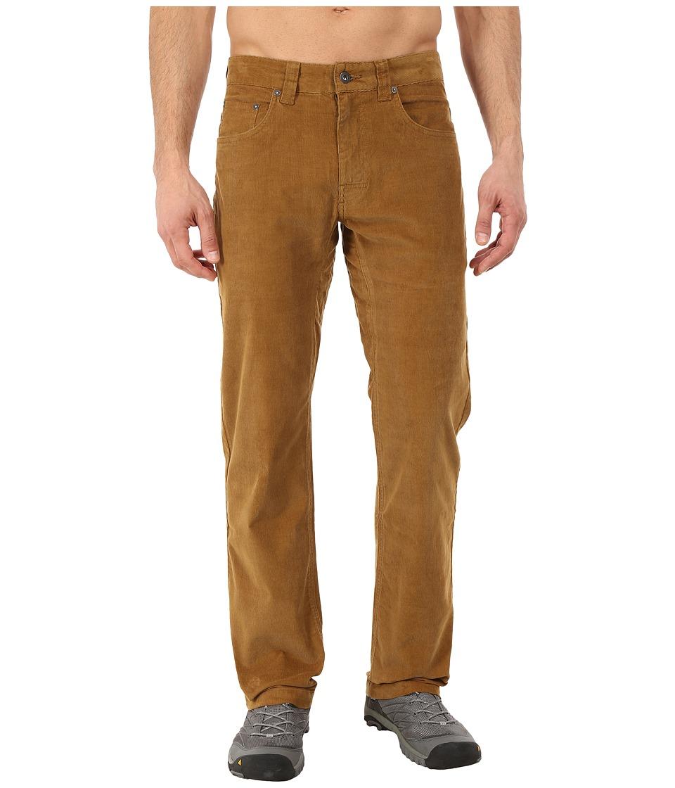 Prana - Saxton Organic Pants (Tortoise) Men's Casual Pants