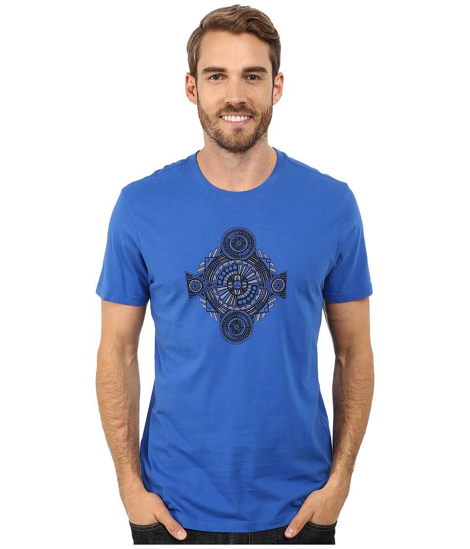 Prana - Kiva Tee (Classic Blue) Men