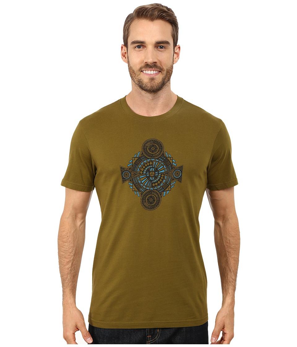 Prana - Kiva Tee (Saguaro) Men