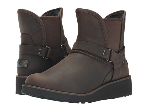 UGG - Glen (Chocolate Leather) Women's Boots