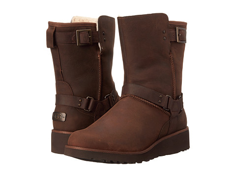 UGG - Maddox (Chocolate Satin) Women's Pull-on Boots